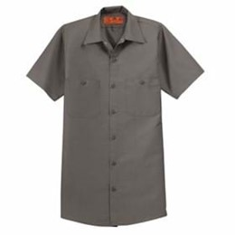 Red Kap | Red Kap LONG Size SS Industrial Work Shirt