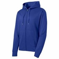 Sport-tek | Sport-Tek Sport-Wick Fleece Full Zip Hooded Jacket