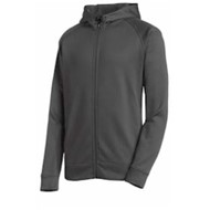 Sport-tek | Sport-Tek® Fleece Full-Zip Hooded Jacket