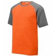Sport-tek | Sport-Tek Heather-On-Heather Contender Tee
