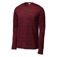 Sport-tek | Sport-Tek ® PosiCharge ® LS Electric Heather Tee