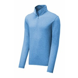Sport-tek | Sport-Tek® Tri-Blend Wicking 1/4-Zip Pullover