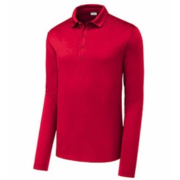 Sport-tek | Sport-Tek ® Posi-UV™ Pro Long Sleeve Polo