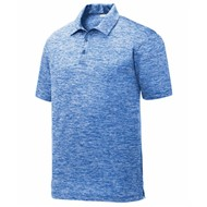 Sport-tek | ® PosiCharge® Electric Heather Polo