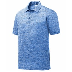 Sport-tek | Sport-Tek® PosiCharge® Electric Heather Polo