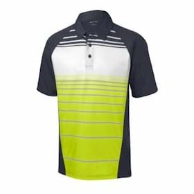 Sport-Tek Dry Zone Sublimated Stripe Polo