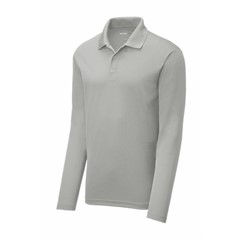 Sport-tek | ® RacerMesh ® Long Sleeve Polo