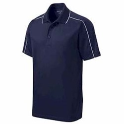 Sport-tek | Sport-Tek Micropique Sport-Wick Piped Polo