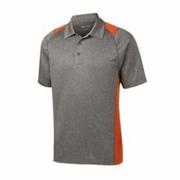 Sport-tek | Sport-Tek Heather Colorblock Contender Polo