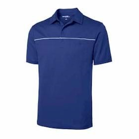 Sport-Tek PosiCharge Micro-Mesh Piped Polo