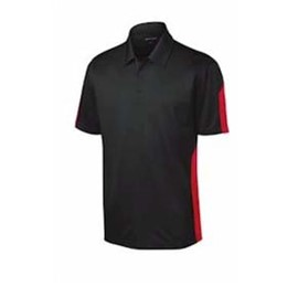 Sport-tek | Sport-Tek Active Textured Colorblock Polo