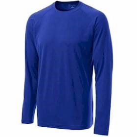 Sport-Tek L/S Ultimate Performance Crew