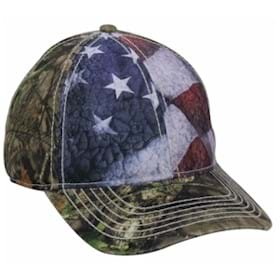 Outdoor Cap Decorative Camo Cap