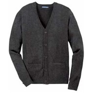 Port Authority | Value V-Neck Cardigan with Pockets