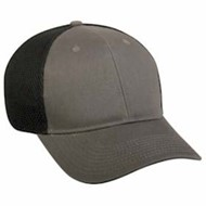 Outdoor Cap | Outdoor Cap Cotton Twill Mesh Back Cap