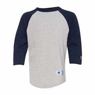 Champion | CHAMPION YOUTH Raglan Baseball T-Shirt