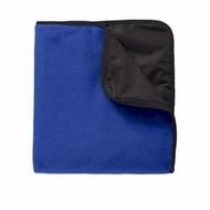Port Authority | Port Authority Fleece & Poly Travel Blanket