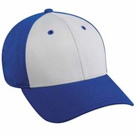 Outdoor Cap Pre-Curved Structured Cap