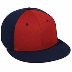 Outdoor Cap Flat Visor Structured Cap
