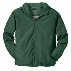 Sport-Tek TALL Hooded Raglan Jacket