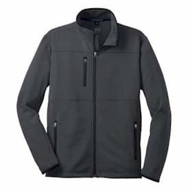 Port Authority TALL Pique Fleece Jacket