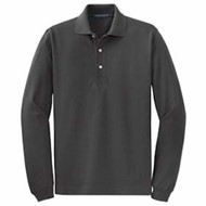 Port Authority | Port Authority TALL L/S Rapid Dry Polo
