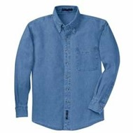 Port Authority | L/S Port Auth Tall  Denim Shirt
