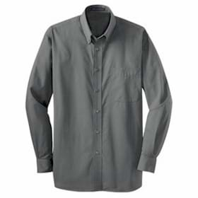 Port Authority TALL Tonal Pattern Easy Care Shirt