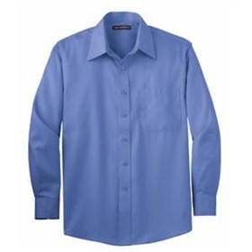 Port Authority TALL L/S Non-Iron Twill Shirt