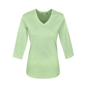 Tri-Mountain LADIES Mystique Knit Shirt