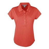 Tri-Mountain | Tri-Mountain LADIES' Polyester Golf Shirt
