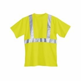 Tri-Mountain Boundary Reflective Tape T-Shirt