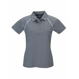 Tri-Mountain | Tri-Mountain LADIES' Lady Dauntless Interlock Polo