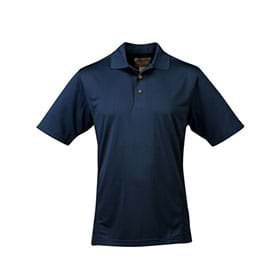 Tri-Mountain Glendale TALL Jacquard Golf Shirt