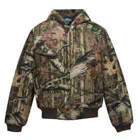 Tri-Mountain Timberline Camo Jacket