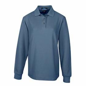 L/S Tri-Mountain Victory LADIES Golf Shirt