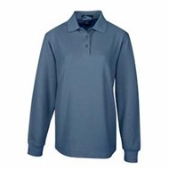 Tri-Mountain | L/S Tri-Mountain Victory LADIES Golf Shirt