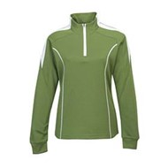 Tri-Mountain | Tri-Mountain LADIES' Fairview 1/4-Zip Pullover