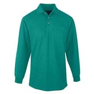 Tri-Mountain | L/S Tri-Mountain Spartan Golf Shirt w/ Pocket