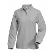 Tri-Mountain | Tri-Mountain L/S LADIES' System Pique Knit Shirt
