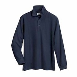 Tri-Mountain | Tri-Mountain Enterprise L/S Easy Care Knit Shirt