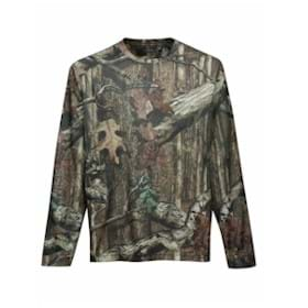 Tri-Mountain Force Camo L/S Shirt