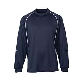 Tri-Mountain Long Sleeve Thunderbolt Shirt