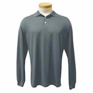Tri-Mountain | L/S Tri-Mountain Escalate Golf Shirt