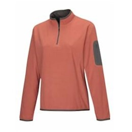 Tri-Mountain | Tri-Mountain LADIES' Juneau 1/4 Zip Pullover