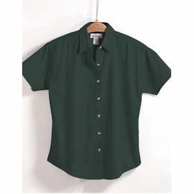 Tri-Mountain Ladies Monarch Twill S/S Shirt