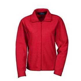 Tri-Mountain Ladies Windsor Fleece Jacket