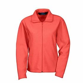 Tri-Mountain Windsor Ladies TALL Fleece Jacket