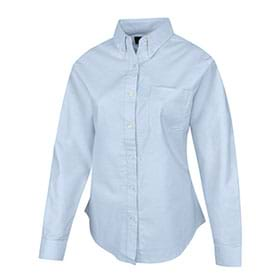 TriMountain Ladies Echo L/S Oxford Shirt