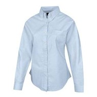 Tri-Mountain | TriMountain Ladies Echo L/S Oxford Shirt